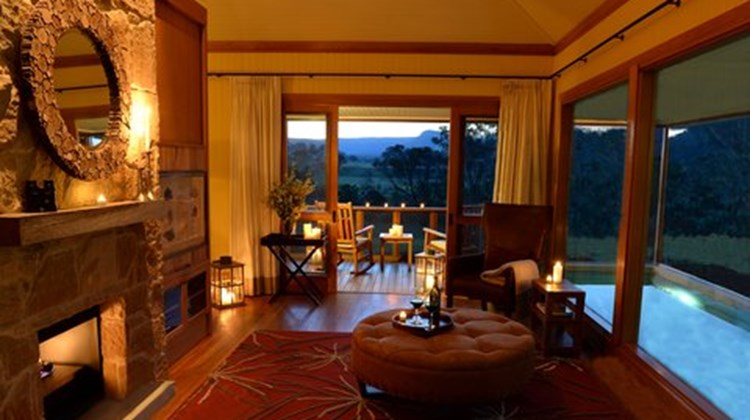 Emirates One & Only Wolgan Valley Resort Suite