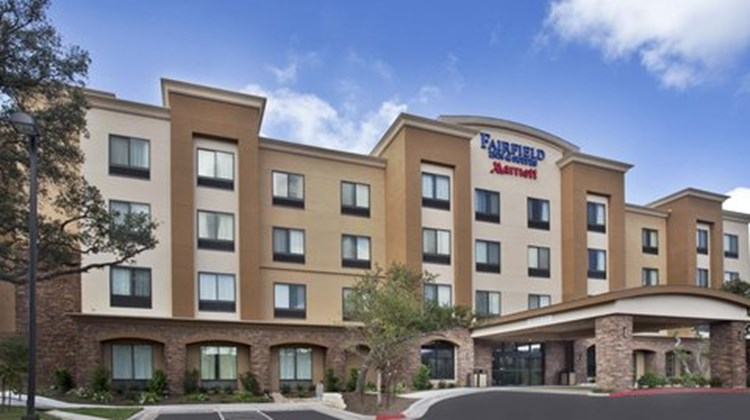 Fairfield Inn & Sts Austin NW Research B Exterior