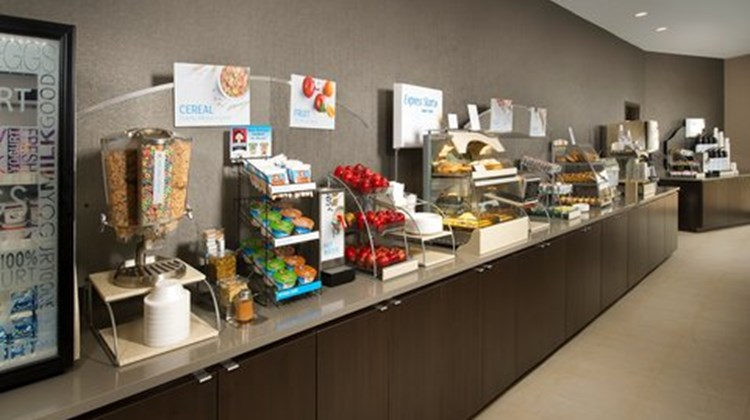 Holiday Inn Express & Stes South Restaurant
