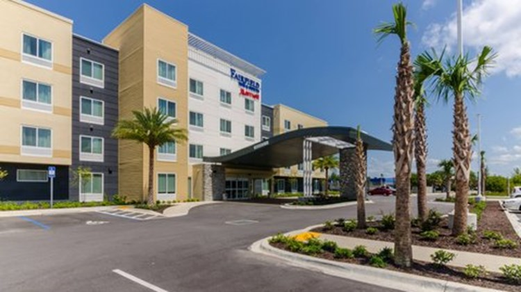Fairfield Inn & Suites Panama City Beach Exterior