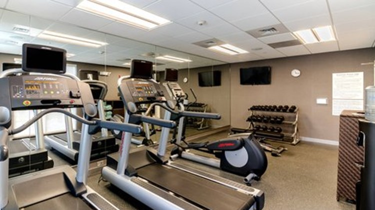 Fairfield Inn & Suites Panama City Beach Health Club