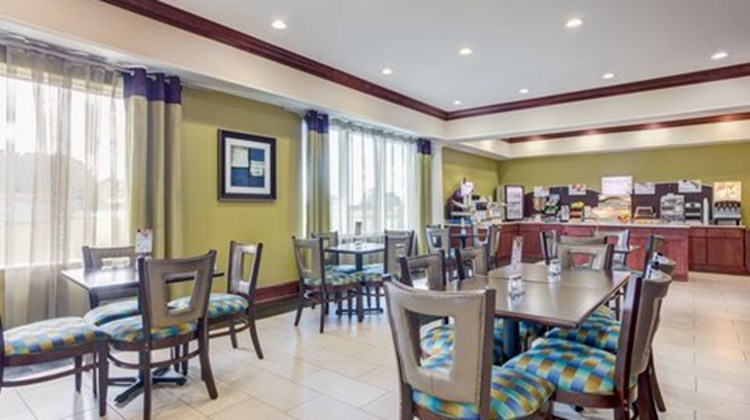 Holiday Inn Express Suites Raceland Restaurant