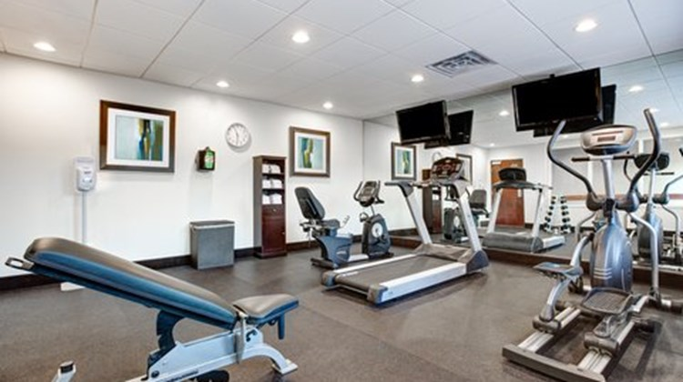 Holiday Inn Express Suites Raceland Health Club