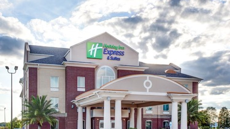 Holiday Inn Express Suites Raceland Exterior