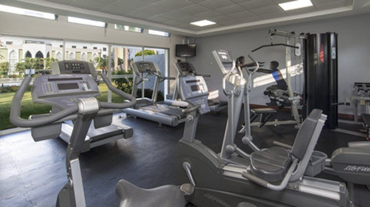 Holiday Inn Tuxtla Gutierrez Health Club