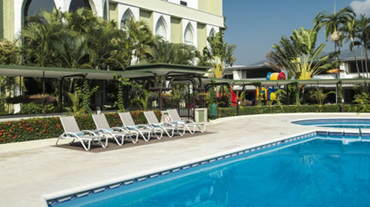 Holiday Inn Tuxtla Gutierrez Pool