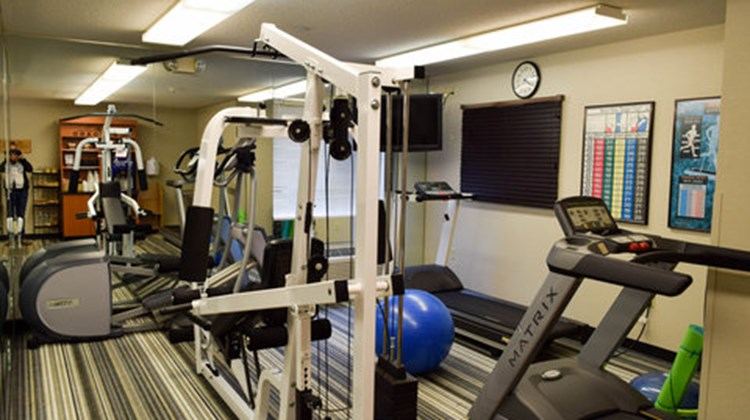 Candlewood Suites-Wichita Airport Health Club