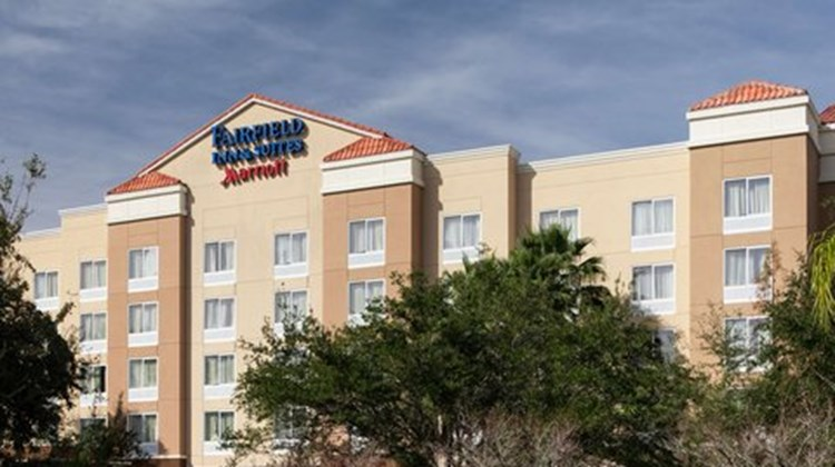 Fairfield Inn & Suites Jacksonville Blvd Exterior