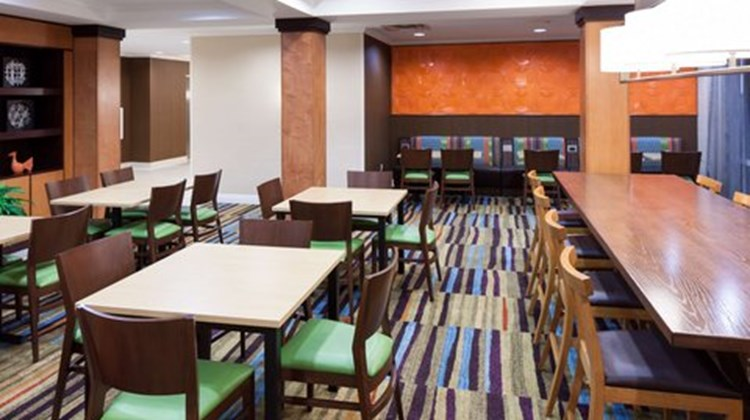 Fairfield Inn & Suites Jacksonville Blvd Restaurant
