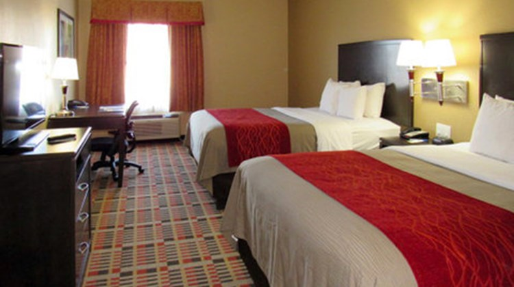 Quality Inn & Suites Lubbock Room