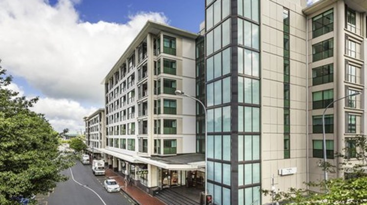 The Sebel Suites Auckland Exterior