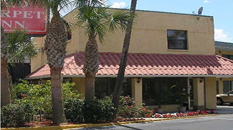 Red Carpet Inn Exterior