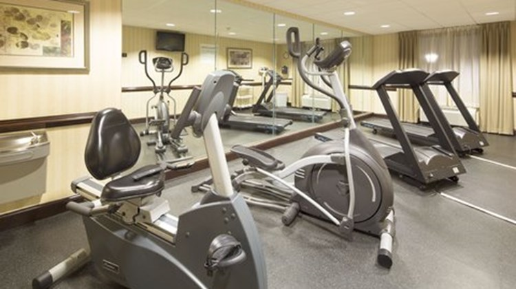 Holiday Inn Express & Suites Gadsden W Health Club