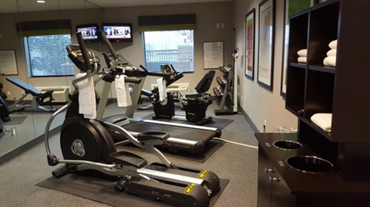 Holiday Inn Express & Suites Pearland Health Club