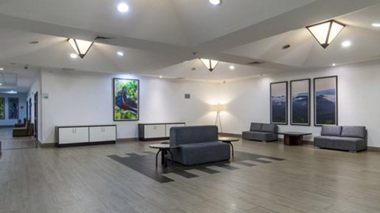 Holiday Inn Tuxtla Gutierrez Lobby