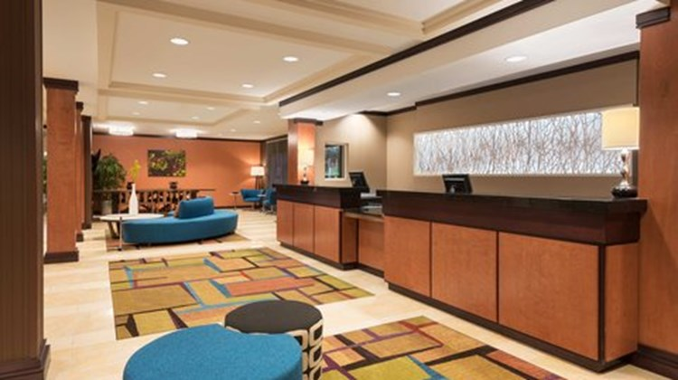 Fairfield Inn & Suites Augusta Lobby