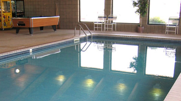 AmericInn of Webster City Pool