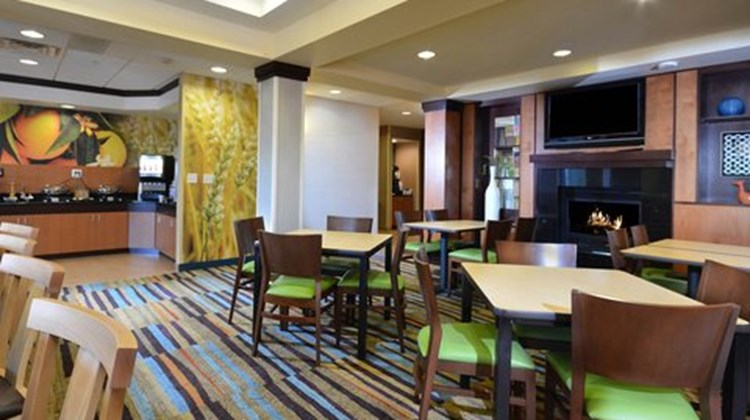 Fairfield Inn & Suites Wytheville Restaurant