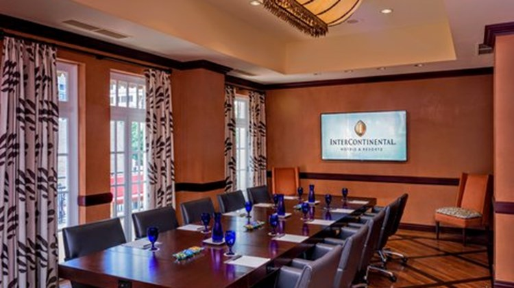 InterContinental Stephen F Austin Meeting