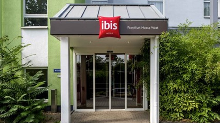 Ibis Frankfurt City West Exterior
