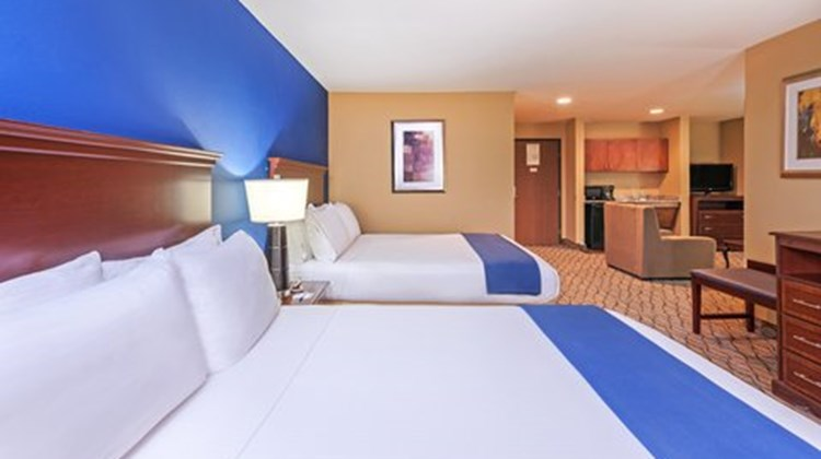 Holiday Inn Express & Stes Houston Dwtn Suite