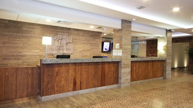 Holiday Inn Hermosillo Lobby