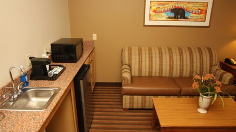 Holiday Inn Express and Suites Donegal Suite