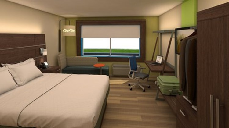 Holiday Inn Express Elkhart Room