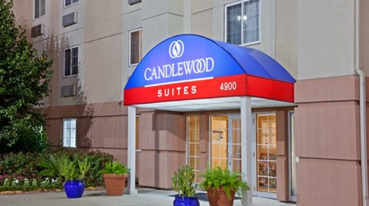 Candlewood Suites Houston Galleria Exterior