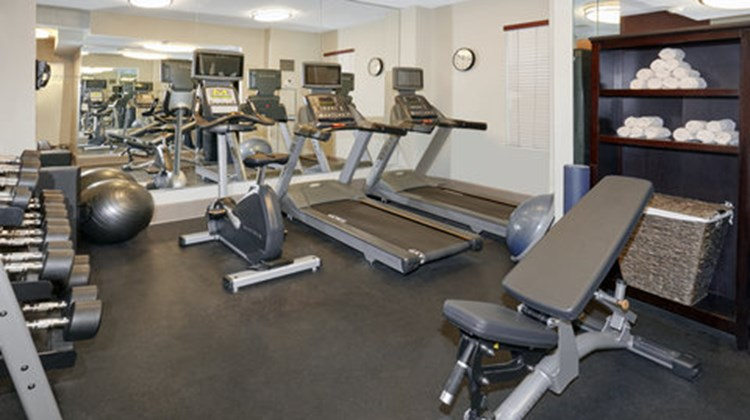 Holiday Inn Express Magnificent Mile Health Club