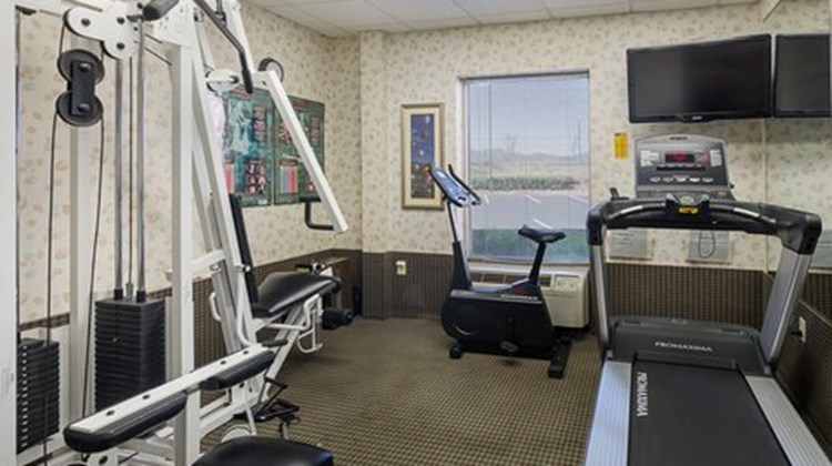 MainStay Suites Airport Health Club