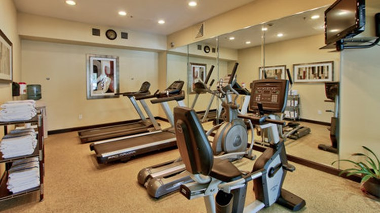 Holiday Inn Express & Stes Houston Dwtn Health Club