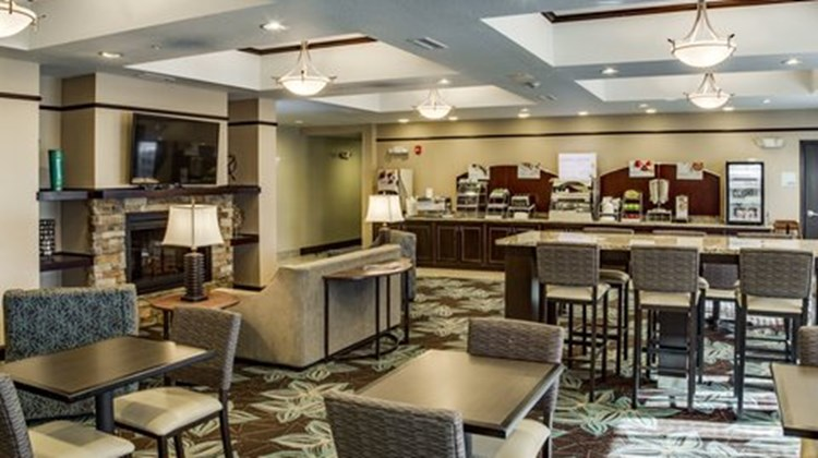 Holiday Inn Express & Suites Nevada Restaurant