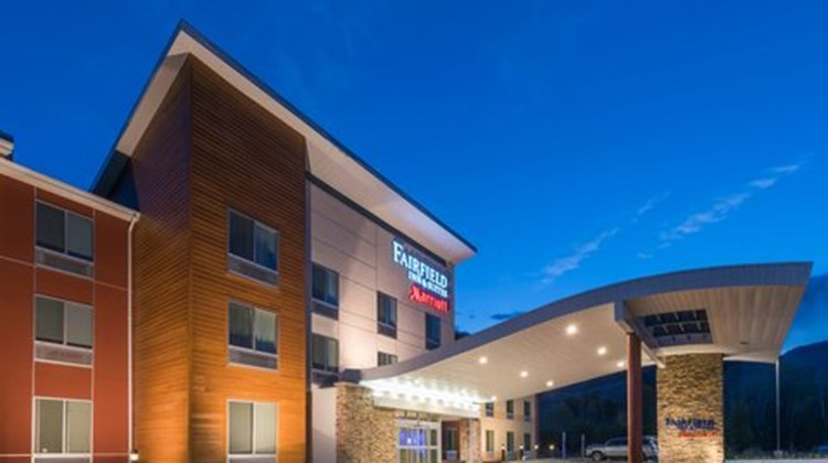 Fairfield Inn & Suites Afton Exterior