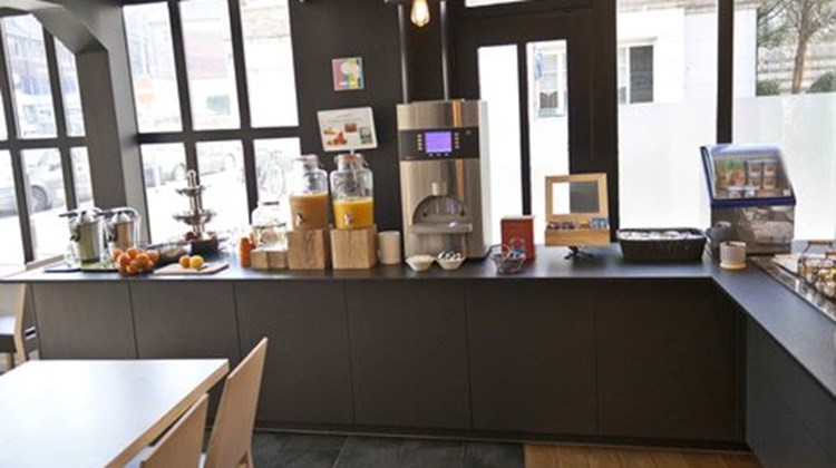 Ibis Styles Amiens Cathedrale Restaurant