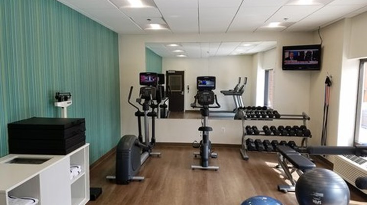Holiday Inn Express BWI Airport Health Club