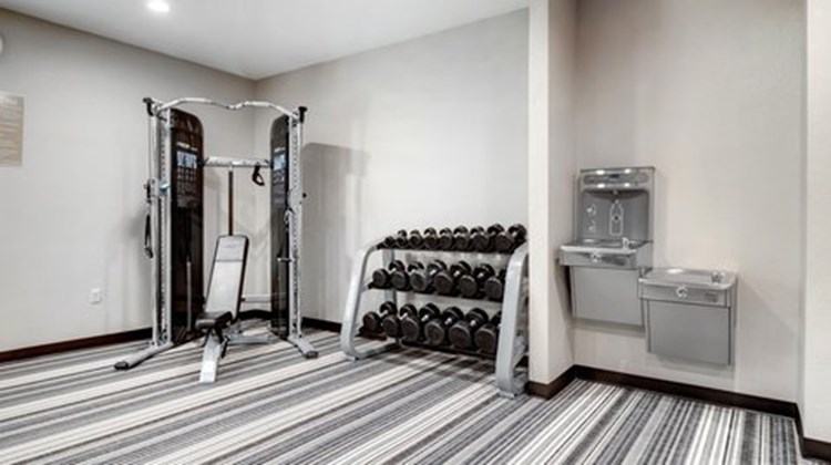 Candlewood Suites Waco Health Club