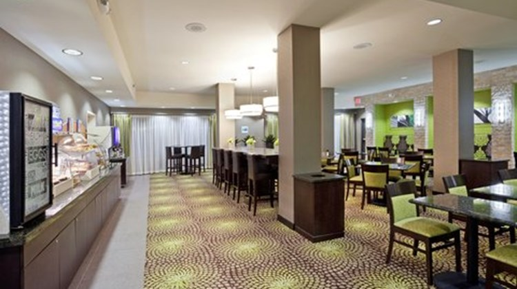 Holiday Inn Express and Suites Hays Restaurant