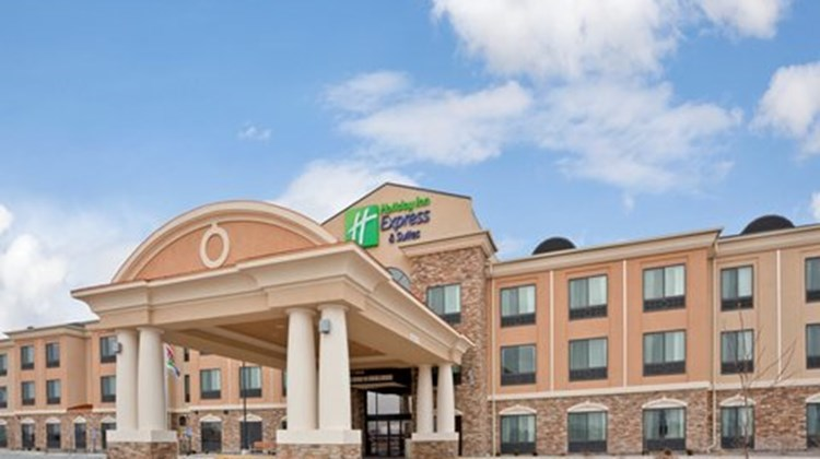 Holiday Inn Express and Suites Hays Exterior