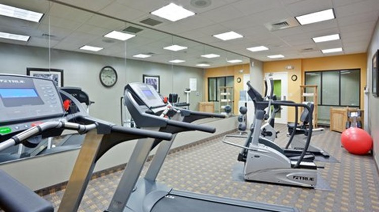 Holiday Inn Express and Suites Hays Health Club