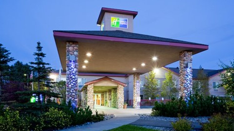 Holiday Inn Express Anchorage Exterior