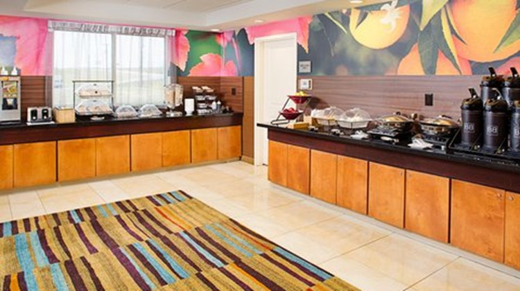 Fairfield Inn & Suites Jonesboro Restaurant