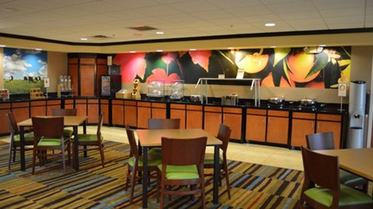 Fairfield Inn and Suites Channelview Restaurant