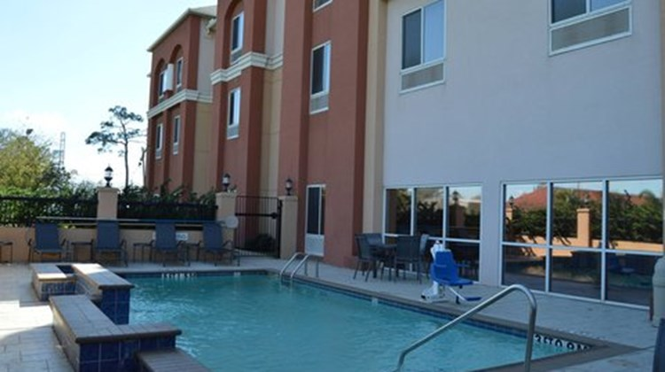 Fairfield Inn and Suites Channelview Health Club