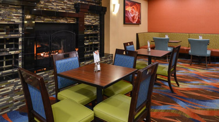 Holiday Inn Express Flagstaff Restaurant