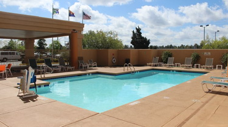 Holiday Inn Express Flagstaff Pool