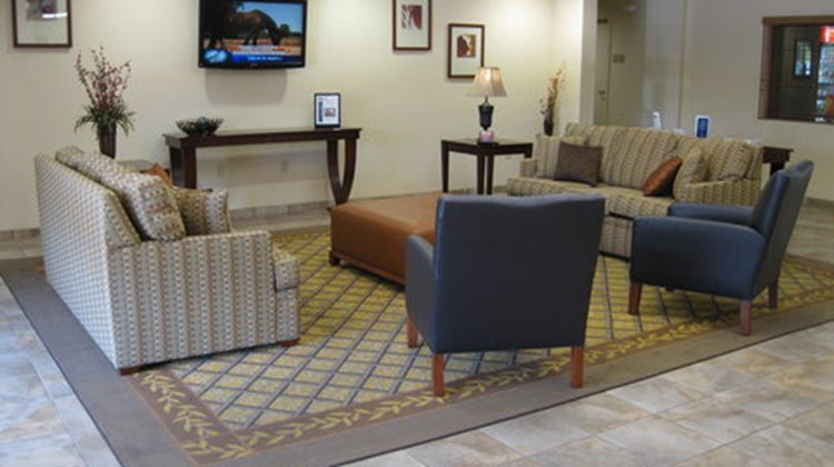 Candlewood Suites Radcliff - Fort Knox Lobby