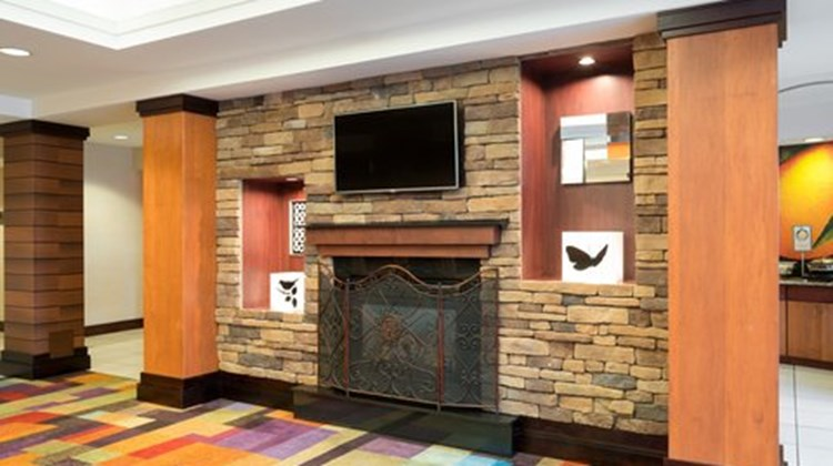Fairfield Inn & Suites State College Lobby