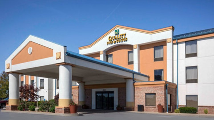 Quality Inn & Suites Arnold Exterior