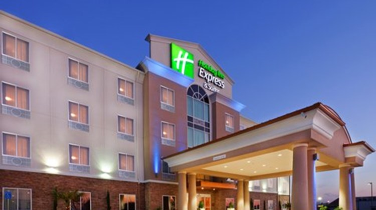Holiday Inn Express Hotel Dallas West Exterior
